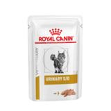 Royal Canin Urinary S/O, для кошек при мочекаменной болезни, 100 гр. х 12 шт.