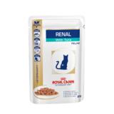 Royal Canin Renal, консервы с тунцом для кошек при хронической почечной недостаточности, 100 гр. х 12 шт.