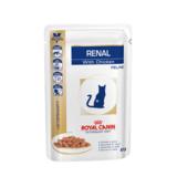 Royal Canin Renal, консервы с курицей для кошек при хронической почечной недостаточности, 85 гр. х 12 шт.