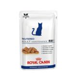 Royal Canin Neutered Adult Maintenance, для кошек с пищевой непереносимостью, 100 гр. х 12 шт.