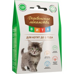 """Деревенские лакомства ВИТА"" для котят до 1 года, 60 гр"
