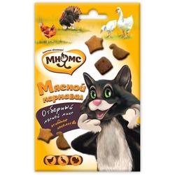 Мнямс Мясной карнавал для кошек (утка, индейка, курица), 50 г