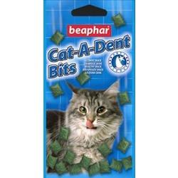 Beaphar Подушечки для чистки зубов у кошек, 75 шт.