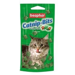 Beaphar Catnip-Bits — Лакомство для кошек, с кошачьей мятой