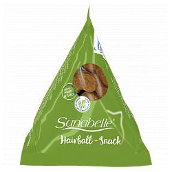 Bosch лакомство против образования волосяных комочков у кошек Sanabelle Hairball-snack, 20 гр.