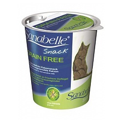 Bosch беззерновое лакомство Sanabelle Grain Free, 200 гр.