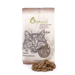 """Organix """"зубочистики"""" кошачье лакомство для здоровья зубов, 75 гр."""