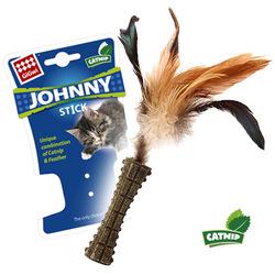 Gigwi JOHNNY STICK прессованная кошачья мята 8 X 2.5 X 2.5 см, арт. 75334