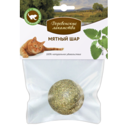 Деревенские лакомства Мятный шар, 150 гр.