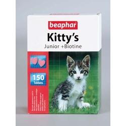 Beaphar Kitty's Junior — Витаминизированное лакомство для котят