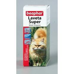Beaphar Laveta Super For Cats — Витамины для шерсти кошкам, 50 мл.