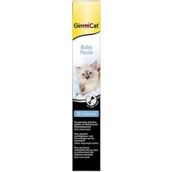 Gimcat «Baby-Paste» мультивитаминная паста для котят с кальцием