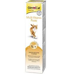 Gimcat Multi-Vitamin паста мультивитаминная для кошек и котят «Мульти-Витамин»