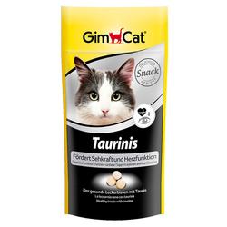 Gimcat «Denta-Kiss» Витаминизированное лакомство c таурином Gimcat, 40 гр. (прибл. 65 шт.)