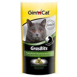Gimcat «GrasBits» Витаминизированные лакомства с травой для кошек