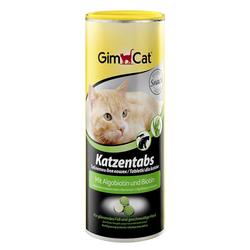 Gimcat «Katzentabs» Витамины с морскими водорослями и биотином для кошек , 710 шт.