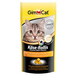 Gimcat «K?se-Rollis» Витаминизированные сырные шарики с Мультивитамин для кошек, 40 гр.