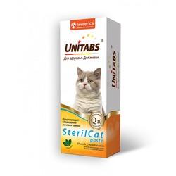 Unitabs Steril Cat паста для стерилизованных кошек, 150 гр.