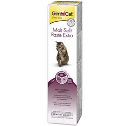 Gimcat Malt-Soft Extra Паста для вывода шерсти для кошек «Мальт-Софт-Экстра»