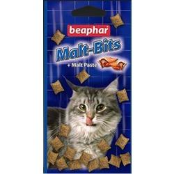 Beaphar Malt-Bits — лакомство для выведения шерсти из желудка