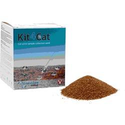 Kruuse Kit4Cat набор для сбора и анализа мочи у кошек 3х300 гр.