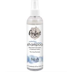 8in1 шампунь для кошек PC Waterless Shampoo без смывания с ароматом свежести, спрей 236 мл