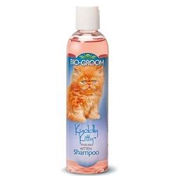 Bio-Groom Kuddly Kitty Shampoo. Шампунь-кондиционер для котят 236 мл