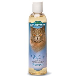 Bio-Groom Silky Cat Shampoo. Протеин/Ланолин шампунь 236 мл