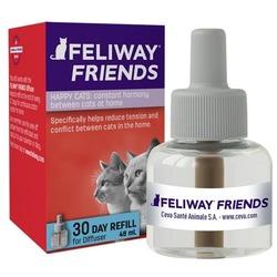 Ceva Feliway Friends модулятор поведения при содержании нескольких кошек (сменный флакон 48 мл), Сева Феливей Френдс
