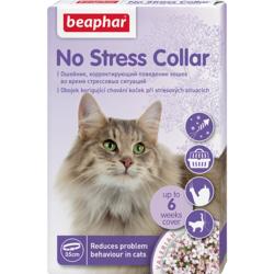 Beaphar Успокаивающий ошейник No Stress Collar для кошек, 35 см, арт.13228