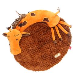 """Gigwi Лежанка """"Жираф"""" 3 D Для кошек и маленьких собак 57 см арт.75416"""