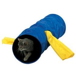 Trixie Тоннель для кошки, шуршащий, 30 х 115 см