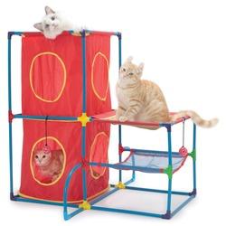 """Kitty City Игровой комплекс: Пентхаус. """"Cat Play Center"""""""