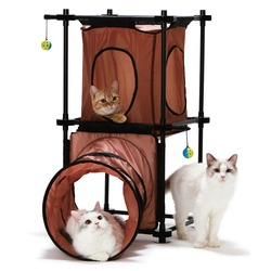 "Kitty City Игровой комплекс: Манхэттен. ""Tunnel Tower"""