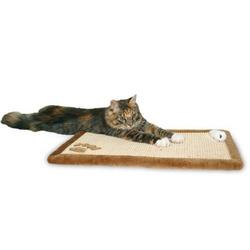 Trixie Когтеточка-коврик 55 х 35 см, цвет коричневый , арт. 4325