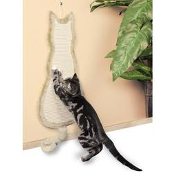 "Trixie Когтеточка ""Кошка"", 35х69см., бежевый , арт. 43112"