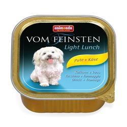 Animonda с индейкой и сыром Vom Feinsten Light Lunch консервы Облегченное меню для собак, 150 гр. х 22 шт.