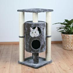"""Trixie Домик-труба д/кошек """"Vigo"""" серебристо-серый 94см, арт. 43802"""
