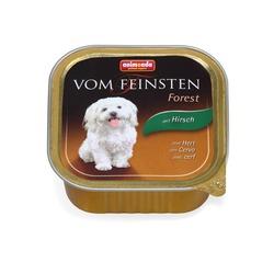 Animonda с олениной Vom Feinsten Forest консервы для собак, 150 гр. х 22 шт.