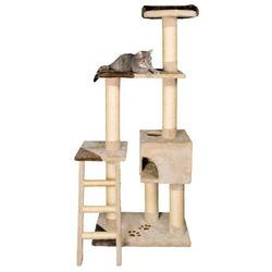 """Trixie Домик для кошки """"Montoro"""" высота 165см плюш бежевый/коричневый, арт. 43831"""