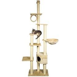 "Trixie Домик д/кошек ""Madrid"" 240-270см, цвет бежевый, арт. 43901"