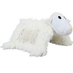 Zolux Когтеточка для кошки «YETI Punch» белая
