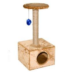 Дарэлл домик-когтеточка квадратный