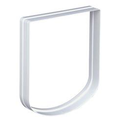 Trixie Дополнительный элемент (тоннель) для дверцы, белый., арт. 3852