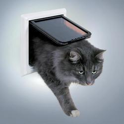 """Trixie Дверца для кошки """"FreeCat de Luxe"""" 17,7х18,7см, арт. 3867"""