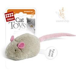 GiGwi игрушка Мышка с электронным чипом