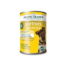 Arden Grange Partners Appetite Plus, Liquid rich in chicken консервированный корм: суп с курицей, 395 гр.