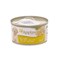 Applaws консервы для щенков с курицей, 95 гр