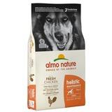 Almo Nature сухой корм для взрослых собак крупных пород с курицей, Large&Chicken