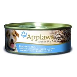 Applaws консервы для собак с океанической рыбой и морской капустой, 156 гр